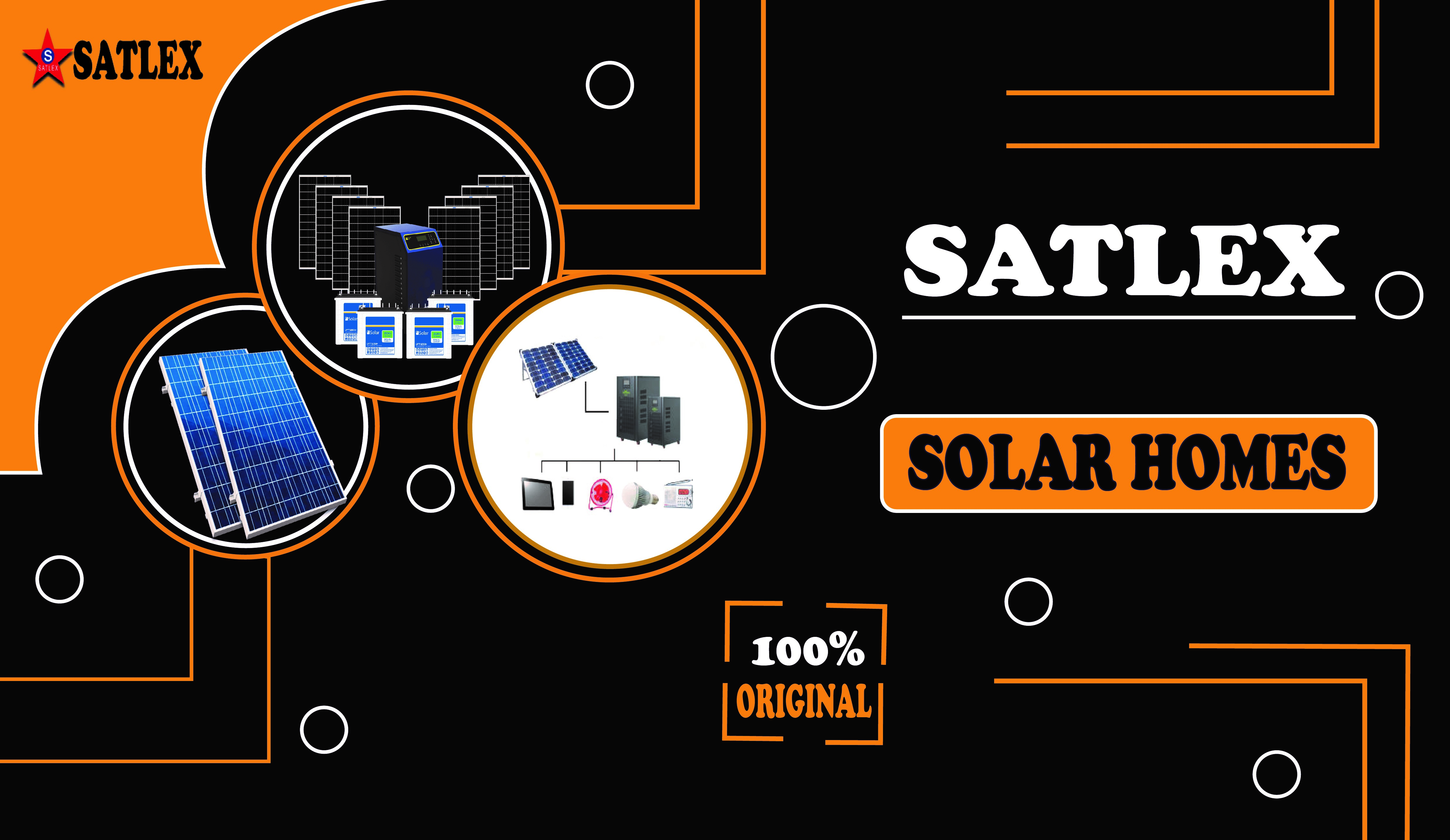 We develop the best solar homes
