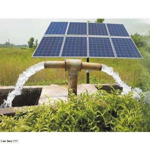 From 1 & 1/2 Horsepower to 4 & 1/2 Horsepower Solar-Powered Borehole Pumps